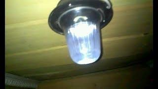 бесплатный свет в туалет