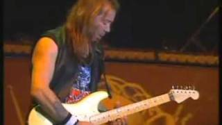 Iron Maiden - 2 minutes to midnight (live rock am ring 2003)