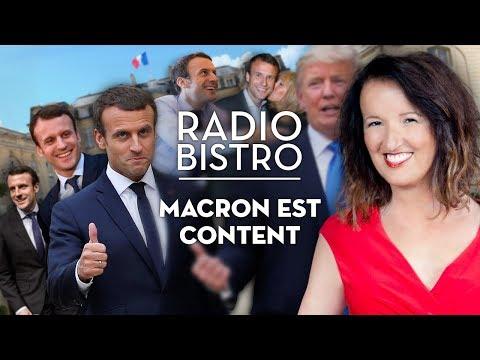 Anne Roumanoff – Macron est content !