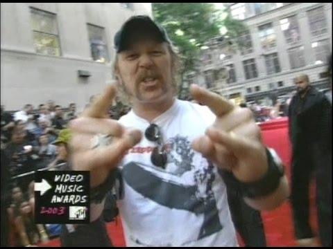 Metallica - Live Medley at The MTV Video Music Awards (2003) [Full TV Broadcast]
