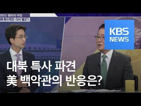 [여의도 사사건건] 대북 특사단 5인 확정…방북 임무는? / KBS뉴스(News)
