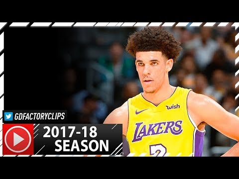Download Youtube: Lonzo Ball Full PS Highlights vs Nuggets (2017.10.02) - 8 Pts, 4 Ast, Left The Game Early!
