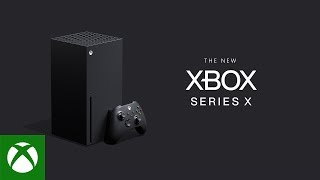 Xbox Series X - World Premiere - 4K Trailer Video
