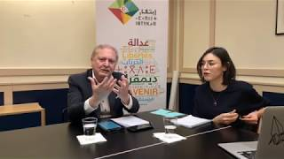 IBTYKAR, le Live Facebook du 17/03/18 avec Sammy Oussedik & Amina Afaf Chaieb