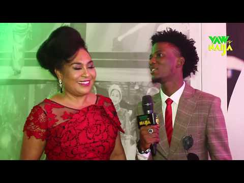 Moments from the Africa International Film Festival Globe Awards (AFRIFF) 2017