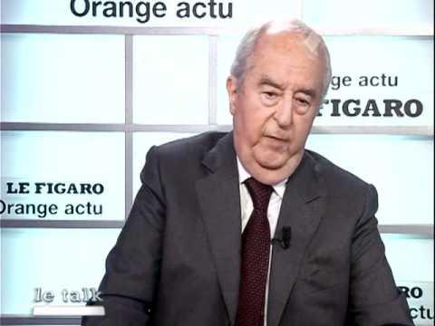 Le Talk : Édouard Balladur - Le Figaro