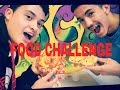 FOOD CHALLENGE!!! FT |Miguel Fuentes