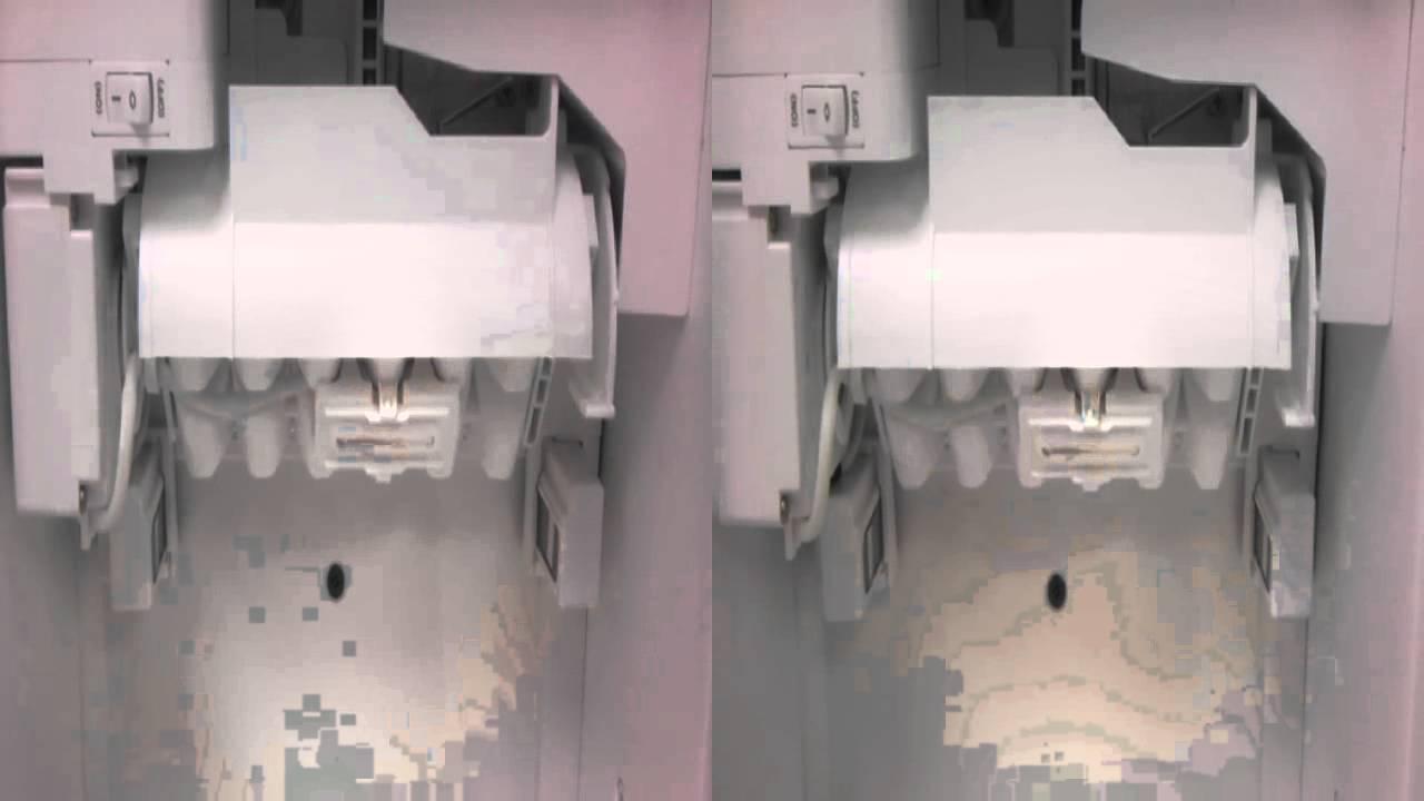 Kenmore French Door Icemaker So Cute Youtube