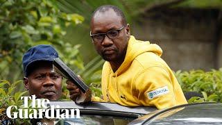 Zimbabwe: activist pastor arrested for