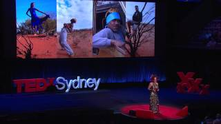 The Real Queen of the Desert | Starlady | TEDxSydney