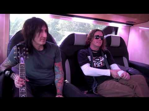 INTERVIEW WITH THE DEAD DAISIES ( RICHARD FORTUS & DIZZY REED ) BY ROCKNLIVE PROD