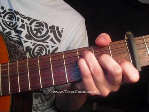 Akon - Beautiful Guitar Lesson