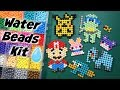 Trying a DIY Water Fuse Beads Kit