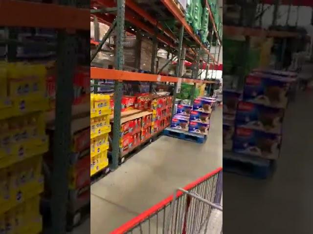 Poco a poco los supermercados regresan a la normalidad en Los Ángeles
