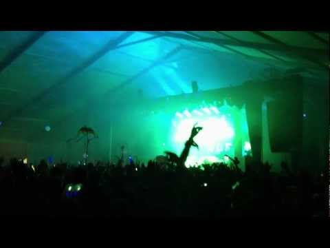 Big Gigantic  I Need A Dollar Remix  at Bonnaroo 2012