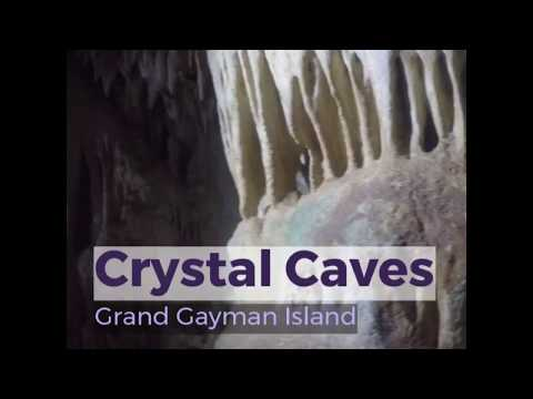 Visit to Cayman Crystal Caves: Grand Cayman