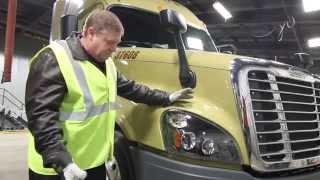 2014 Freightliner Evolution Truck Tour