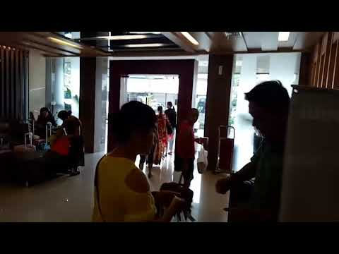 The L Hotel entertainment Batam, say to thanks eco indo travel still stay with us , ...
