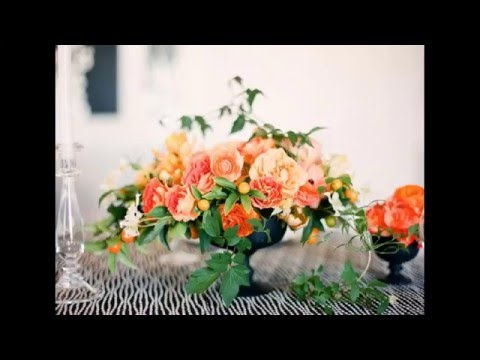 House Decor Ideas with Flower - Decorating Flower Vases - Floral Home Decor