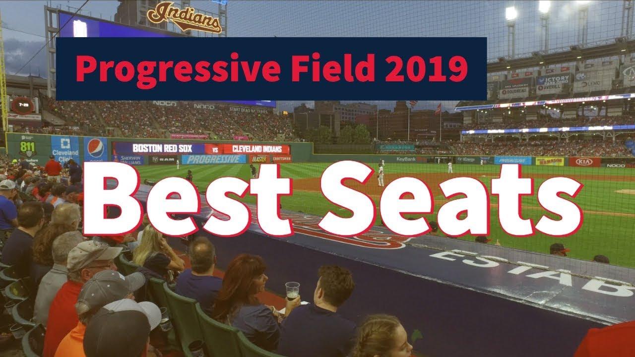 The 5 Best Seats At Progressive Field