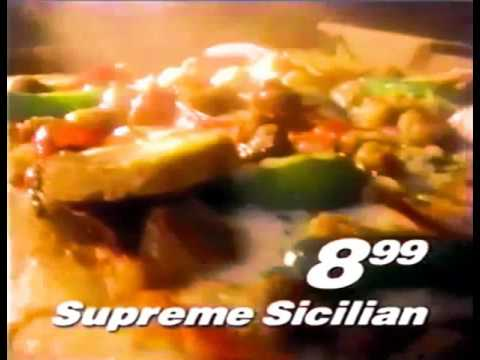 Pizza Hut Commercial 1997 (USA)