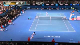 Novak Djokovic -Best Points 2012- Part 1