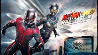 Ant-Man and The Wasp: Nano Battle! Opens March 31 at Hong Kong Disneyland
