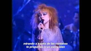 Cyndi Lauper - Time After Time (Subtítulos español)