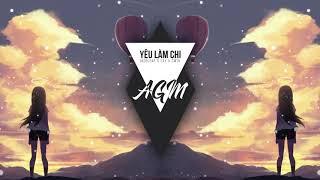 Insolent x Fay x CM1X - Yêu Làm Chi (TheDuong'S Remix) | Myruki Promotion