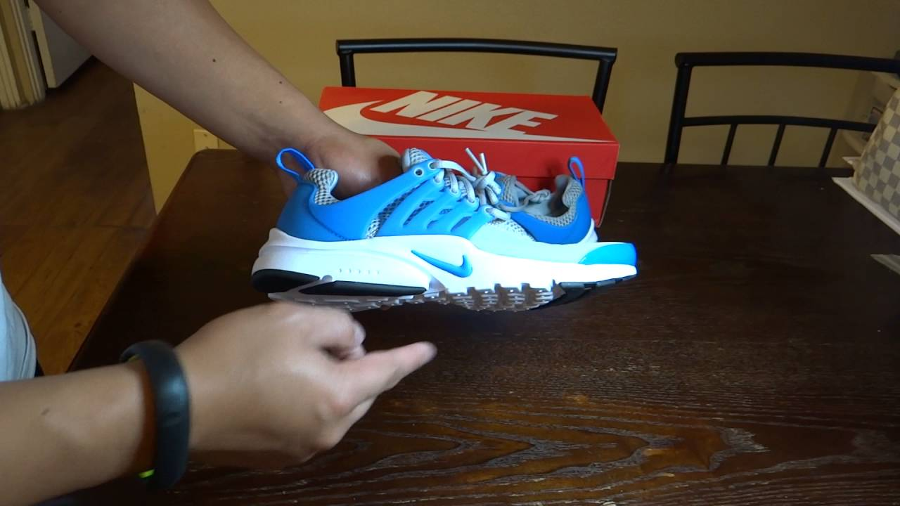super popular 59d5a 92ffb 2016 Nike Air Presto GS review HD - YouTube