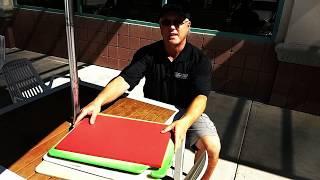 Food Corner - Cutting Board Resurfacing