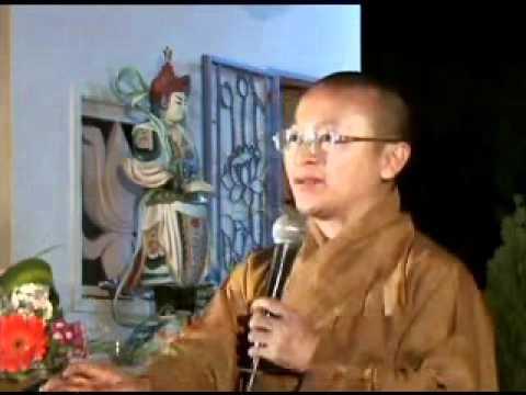 Chăm Sóc Hạnh Phúc (Phần 2) (19/12/2008) Thích Nhật Từ