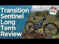 Transition Sentinel - Long Term Bike Review