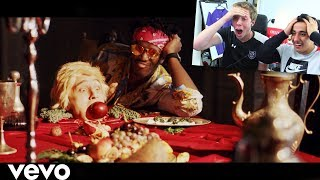 KSI - ON POINT (LOGAN PAUL DISS TRACK) REACTION