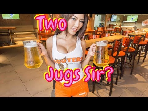 The Hooter Girls Of Asia (Bar Girls) Premier Live Chat #5