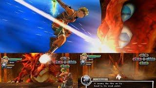 Naruto Shippuden Dragon Blade Chronicles Walkthrough Part 12 - Naruto vs Fire Dragon Genryu 1080p