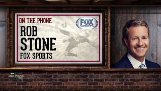 FOX Sports' Rob Stone Talks World Cup & More with Dan Patrick | Full Interview | 7/13/18