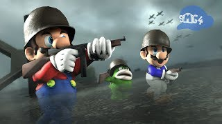 SMG4: World War Mario