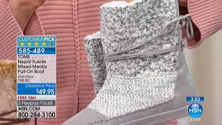 HSN | Boots & More 01.19.2018 - 06 PM
