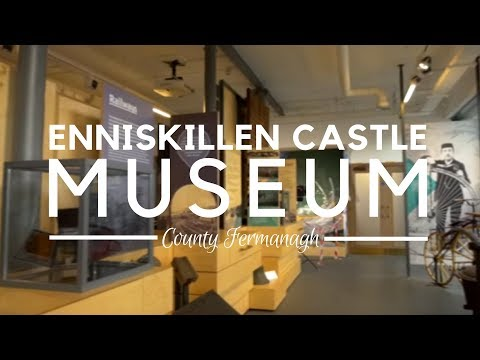 ENNISKILLEN CASTLE MUSEUM-County Fermanagh-Things to do in Fermanagh-History, Attractions,Lough-Enre