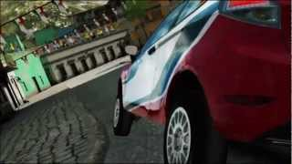 WRC 3 Crash Trailer