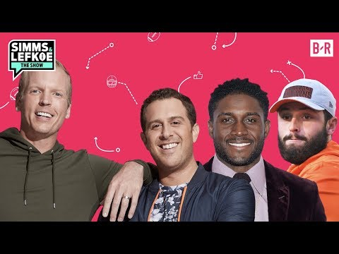 Reggie Bush's First Time Drinking Was All to Impress a Woman | Simms & Lefkoe: The Show S1E13