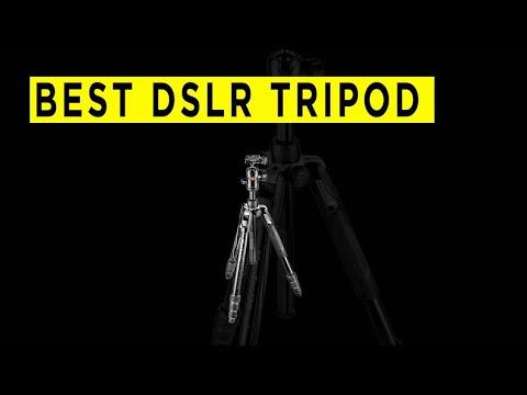 Top Ten Best DSLR Tripod -2020