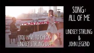 Happy Birthday Mom | All of Me - Lindsey Stirling ft John Legend