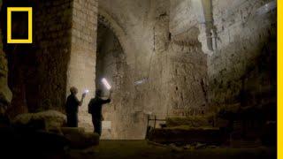 Underground Templar Caves   Lost Cities with Albert Lin