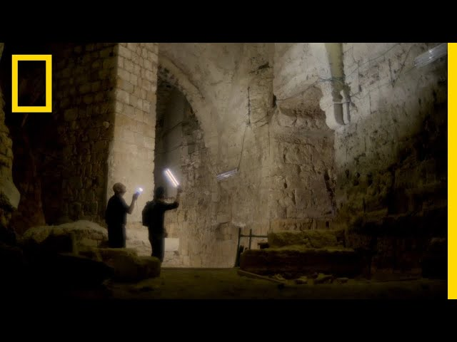 Underground Templar Caves | Lost Cities with Albert Lin