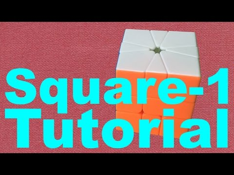 How to Solve the Square-1