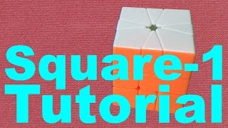 how to solve the square 1