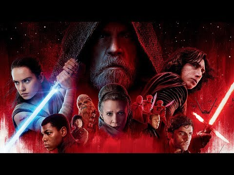 Star Wars: The Last Jedi -  All Fight Scenes - Fight Moves Compilation #1