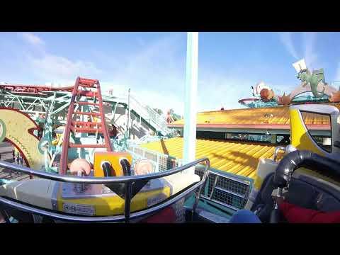 Animal Kingdoms Primeval Whirl Ride